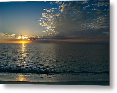 Metal Print featuring the photograph Letting The Light In by Melanie Moraga