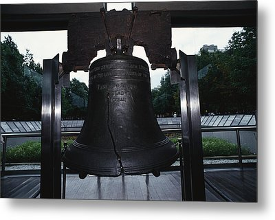 Liberty Bell Philadelphia Pa Metal Print by Panoramic Images