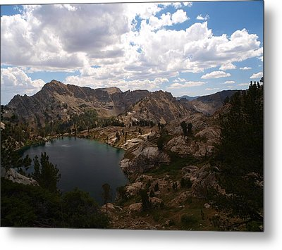 Metal Print featuring the photograph Liberty Pass by Jenessa Rahn