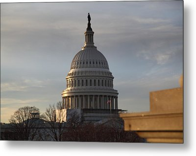 Library Of Congress - Washington Dc - 011320 Metal Print by DC Photographer