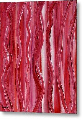Licorice Metal Print
