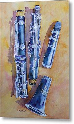 Licorice Pieces Metal Print by Jenny Armitage