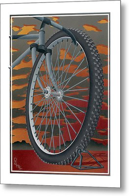 Life Altering Experience Metal Print by Ron Haas