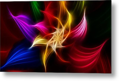 Life Metal Print by Karen Showell