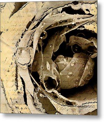 Life Vi Metal Print by Yanni Theodorou