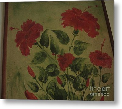 Light And Shadow Metal Print by Indrani Moitra