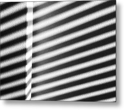 Metal Print featuring the photograph Continuum 9 by Steven Huszar