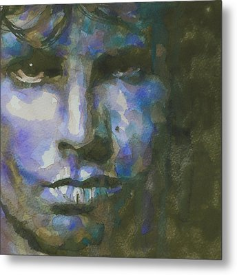 Light My Fire  Metal Print by Paul Lovering