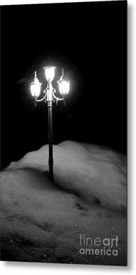 Light My Way  Metal Print by Sarah Mullin
