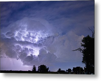 Light Show Metal Print by James BO  Insogna