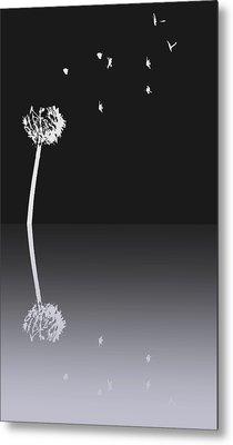 Light Speed Metal Print by Steven Milner