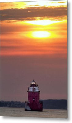 Light The Way Metal Print by Edward Kreis