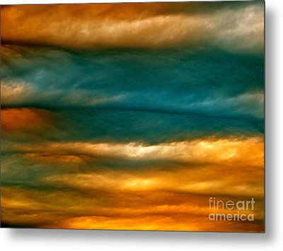 Light Upon Darkness Metal Print