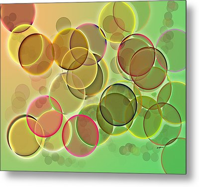 Lightbright Metal Print by Anthony Caruso