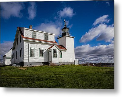 Lighthouse Fever Metal Print by Robert Clifford