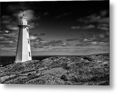 Lighthouse II Metal Print