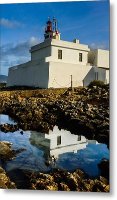 Lighthouse Metal Print by Marco Oliveira