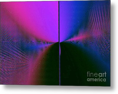 Light's Triumph Over Darkness Metal Print by JCYoung MacroXscape