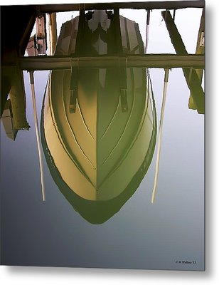 Like Glass Metal Print by Brian Wallace