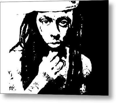 Lil Wayne  Metal Print