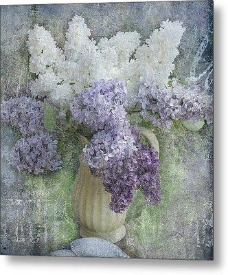 Lilac Metal Print by Jeff Burgess