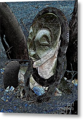 Lilith Metal Print by L T Sparrow
