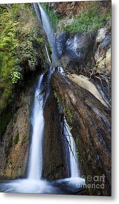 Limekiln Waterfall Metal Print by Jenna Szerlag