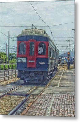 Limited 309 Metal Print by Thomas Woolworth