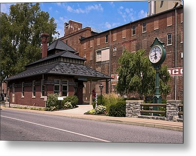 Lititz Pennsylvania Metal Print