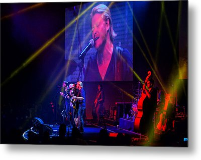 Metal Print featuring the photograph Little Big Town by Greg Norrell