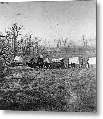 Little Bighorn, C1876 Metal Print
