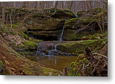Little Gem In Geauga Metal Print