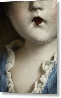 Little Lady  Metal Print