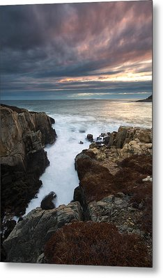 Metal Print featuring the photograph Little Moose Island  by Patrick Downey