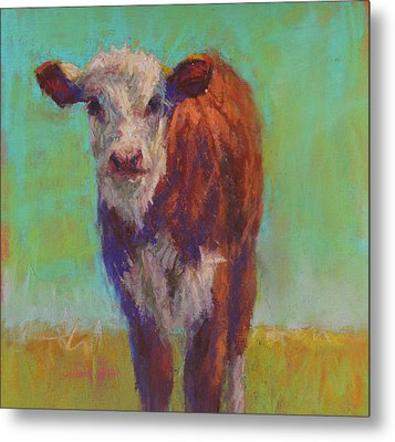 Little Penny Metal Print by Susan Williamson