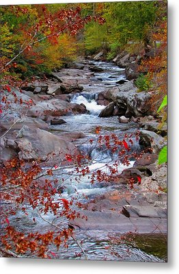 Little River Metal Print