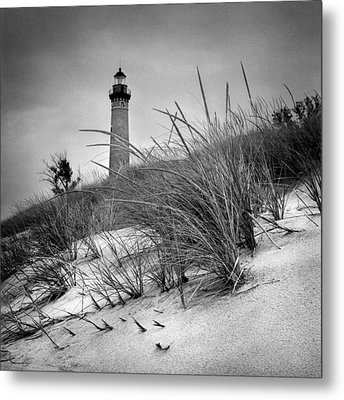 Little Sable Point Lighthouse II Metal Print