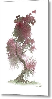 Little Zen Tree 1117 Metal Print by Sean Seal