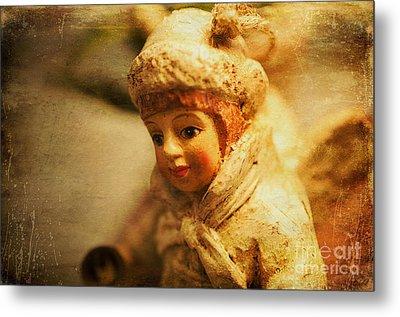 Littlest Angel Metal Print by Terry Rowe