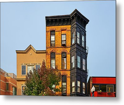 Living In Chicago Lincoln Park Metal Print
