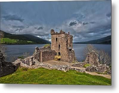 Lochness Metal Print by Terry Cosgrave