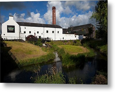 Lockes Irish Whiskey Distillery Metal Print by Panoramic Images