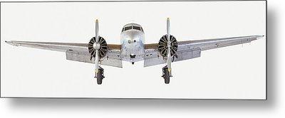 Lockheed Electra Metal Print by Dorling Kindersley/uig