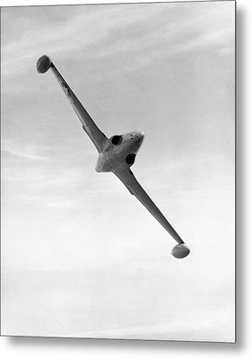 Lockheed P-80 Shooting Star Metal Print by Underwood Archives