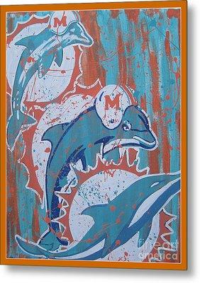Logo Evolution Metal Print by Gary Niles