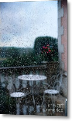 Loire Valley View Metal Print