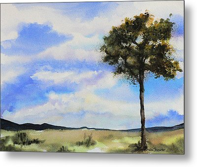 Lone Tree Colorado Metal Print