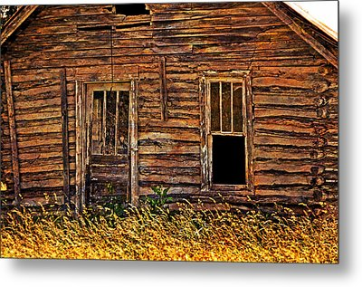 Long Abandonded 2 Metal Print by Marty Koch