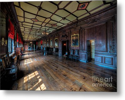 Long Gallery Metal Print by Adrian Evans