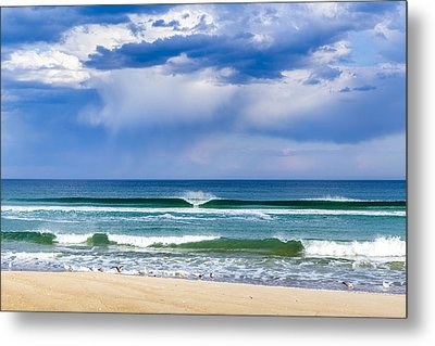 Long Island Paradise Metal Print by Ryan Moore